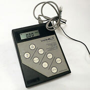 Vwr Digital Conductivity, Water Purity Bench Meter Model 61161-362, Powers Up.
