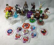 24 Disney Marvel Infinity 2.0 Figures And Power Discs Guardians Of The Galaxy