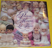 Precious Moments Last Forever 1994 Porcelain Figurine History Great Pics See