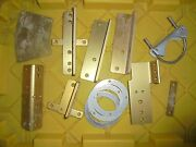 Glendinning Cablemaster Assorted Brackets Rings Anodized Or Plain Aluminum