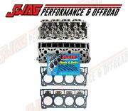 Enginetech Bare Heads With 20mm Head Gasket Set And Arp Head Stud Kit 05.5-10 6.0