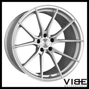 21 Vertini Rf1.2 Silver Forged Concave Wheels Rims Fits Bmw F12 F13 M6
