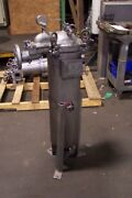 Eaton Filtration 2 Stainless Steel Filtration Filter Tbf0112sb02f