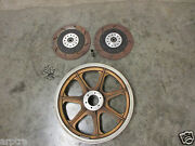 Bmw R100rs R100s R100rt R90s Airhead 16 Front Wheel And Rotors For Track