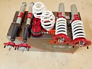 Truhart Streetplus Coilovers Suspension For 99-05 Bmw E46 Rwd M3 W/ Camber Plate