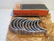 Nos Repco Main Bearings For Renault Caravelle R8 R10 +.010 - Vp91429a Jc B2