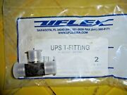 Ups T-fitting - Uflex Powertech T-fitting F/mercury-style Orf Hoses