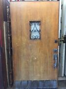 Front Door Old Spanish Revival Style Arts N Crafts Craftsman 79x41-1/2