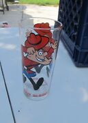 Pepsi Collector Series Dudley Do Right Promo Glass
