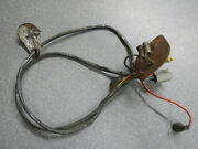 1964 1965 Buick Riviera Heater Wiring Harness Console To Heater Box Wire 64 65