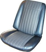 1970 Pontiac Gto / Lemans Sport Front And Rear Seat Covers - Pui