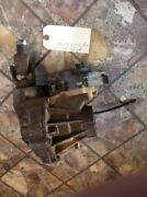 2005 Yamaha Rhino 660 Front Differential With Actuator And U Joint Yoke Input