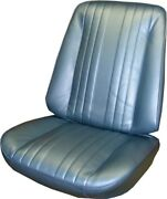 1969 Pontiac Beaumont Custom Front Seat Covers - Pui