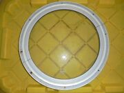 Water Bonnet Aluminum Round Boat Fixed Port 13.75 Cut Out 15 1/2 Od