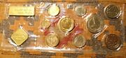 Russia Olympic 1980 Mint Coin Set Ussr Soviet Unc Russian Token And Nine Coins Pr