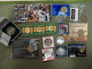 Cc10. 1. Jot Lot Of Coins And Medals