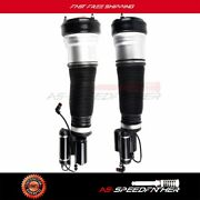 For Mercedes W220 4matic S430 S500 Front Pair Air Shock Struts 2003-2006 Awd
