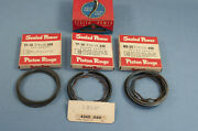 Nos 1928-34 Ford Piston Ring Set Part 434x .040 Over