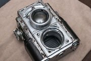 Tlr Zeiss Ikon Contaflex Tlr Camera Body Only