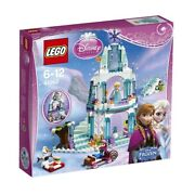 Lego Frozen Anna And Elsaand039s Sparkling Ice Castle 41062 Disney Princess Retired