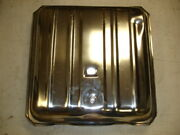 1957 Chevrolet Stainless Steel Gas Tank