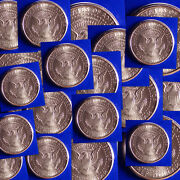 2007 P Kennedy Half Dollar Satin Mint Strikes From Mint Sets One Roll 20 Each
