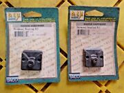 Taco F16-0100-1 Universal Mounting Kit 2 Pack To Attach To Sliding Button