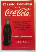 Coke Cola Classic Cooking Cook Book Soft Bound