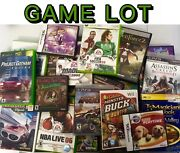 Ps2/ps3/xbox360/xbox/wii/gamecube/ds Assorted Games Wholesale 500 Video Game Lot