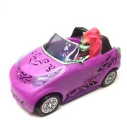 Monster High Toy Large Car + Action Figure Doll Accessory Horror Gothic Barbie
