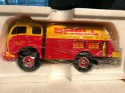 First Gear Shell Oil 1953 White-3000 Tanker,134 Scale,nib,stock 19-2064