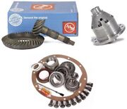 2011-2016 Chevy Gm Dodge 11.5 Grizzly Locker 4.10 Ring And Pinion Aam Gear Pkg