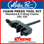 Mp Chain Press Tool Kit 520, 530 Standard And O-ring Chains Motorcycle 08-080066