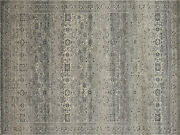 9and039x13and039 Loloi Rug Millennium Polypropylene | Polyester Grey Charcoal Power-loomed