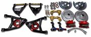 1964 1972 Chevelle Front Disc Brake Conversion And Tubular Control Arm A Arm Kit