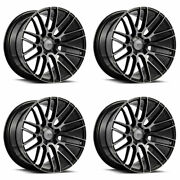 20 Savini Bm13 Tinted Concave Wheels Rims Fits Ford Mustang Gt Gt500