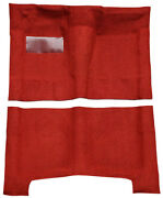 1966-1970 Chevy Caprice Carpet Replacement - Loop - Complete | Fits 4dr Auto