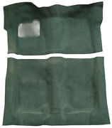 1973 Chevy Monte Carlo Carpet Replacement - Loop - Complete   Fits 2dr Auto