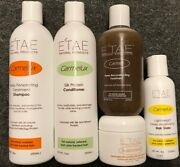 Eand039tae Natural Products Etae Gloss And Shine Set Unisex 5 Pack