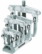 Gedore 1322745 Puller Set With Stand 1.06/1-e-1.06/3-e 5 Piece