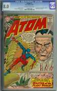 Atom 1 Cgc 8.0 Ow/wh Pages