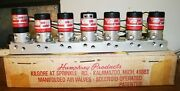 Humphreys Manifold Air Valves - Solenoid Operated - 7 Station With Common Supply