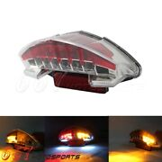 Motorcycles Led Rear Tail Light Brake Stop Lights For Bmw F800st R1200gs Series