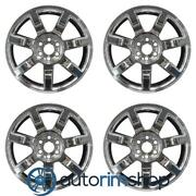 New 22 Replacement Wheels Rims For Cadillac Escalade Esv Ext 2007-2014 Set