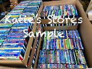 200 Kids Dvd Lot Wholesale Assorted Childrenand039s Movies And Tv Shows Disney Included
