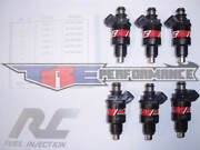 Rc 95lb Flow Matched Fuel Injectors Fit Chevy Ford Gmc Bosch New 1000cc