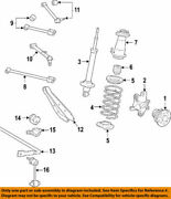 42305-30110 Toyota Carrier Sub-assy, Rear Axle, Lh 4230530110, New Genuine Oem P