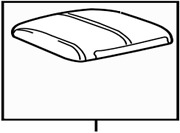 58905-60270-a0 Toyota Door Sub-assy Console Compartmentfor Cool Box 589056027