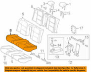 71075-33d90-a2 Toyota Cover, Rear Seat Cushion For Bench Type 7107533d90a2, Ne