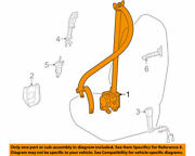73220-50330-a0 Toyota Belt Assy Front Seat Outer Lh 7322050330a0 New Genuine